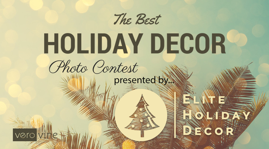 Best Holiday Decor Photo Contest