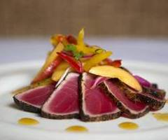 The Ahi Tuna