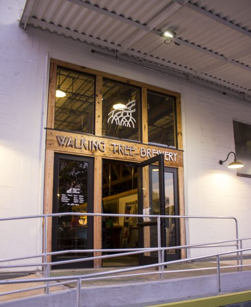 Walking tree brewery review vero vine for Crafts and stuff vero beach